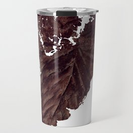 Dead leaf Travel Mug