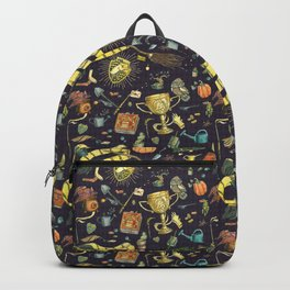 Hufflepuff House Backpack