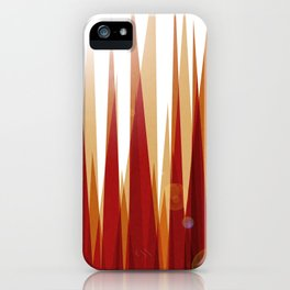 Under the Bushes iPhone Case