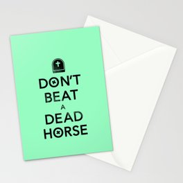 Seriously... Stationery Cards