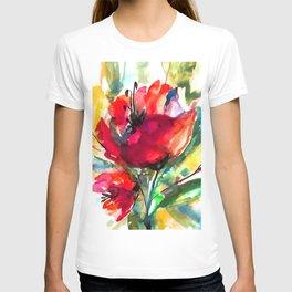 Serendipity 2 by Kathy Morton Stanion T-shirt