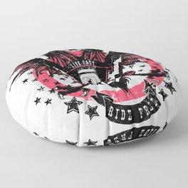Rebel motors Floor Pillow
