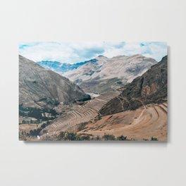 Sacred Valley Metal Print