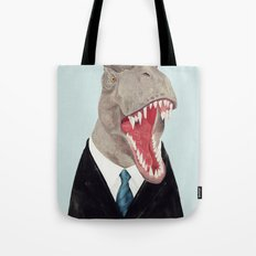 T. Rex - All Business Tote Bag