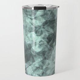 crystal blue Travel Mug