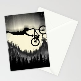 MTB Trickz S Stationery Cards