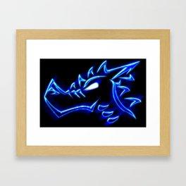 Fox: Logo Framed Art Print