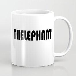 Thelephant Coffee Mug