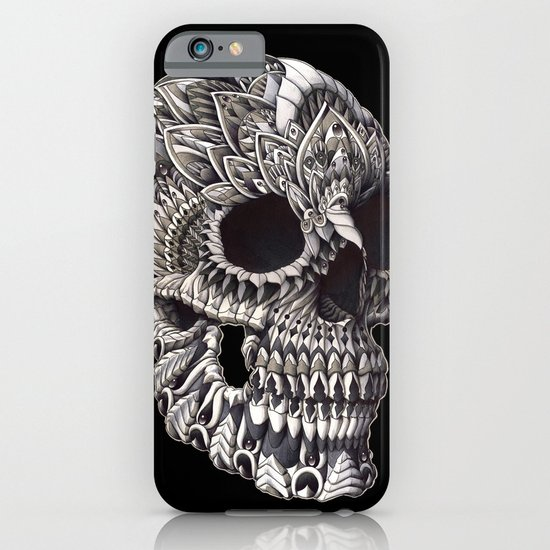 Ornate Skull iPhone & iPod Case
