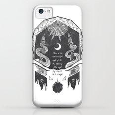 The Lightning-Filled Night iPhone 5c Slim Case