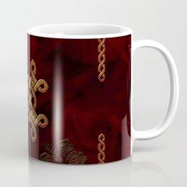 Celtic knote, vintage design Coffee Mug