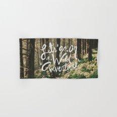 Let's Go on a Wild Adventure Hand & Bath Towel