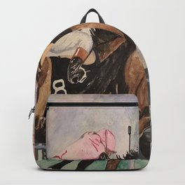 Stretch Run Backpack