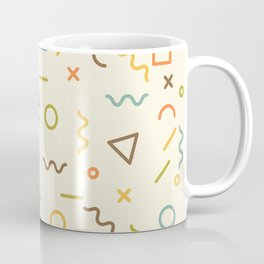 Abstract pattern Coffee Mug