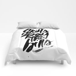 Motivational Comforters