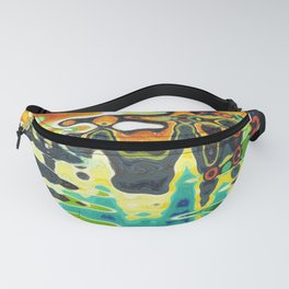 Reflections On Color Fanny Pack