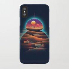 Droid-land iPhone X Slim Case