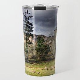 Sanctuary in the Storm Travel Mug