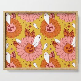 Daisyween Serving Tray
