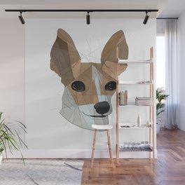 Chihuahua Pup Wall Mural