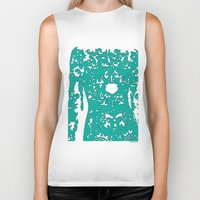 lace Biker Tanks featuring Lace by Magno Roi*