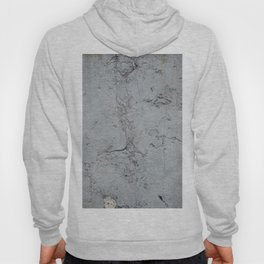 Grunge wall painted blue texture Hoody