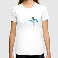 gamer T-shirts featuring Gamer by OneBlueWolf