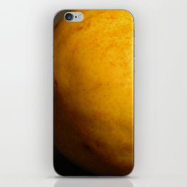 The Only Pear iPhone Skin