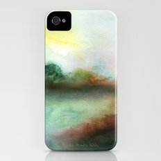 Mourning Morning iPhone (4, 4s) Slim Case