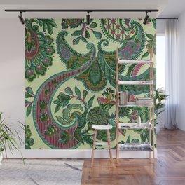 Eleganza Paisley Floral Wall Mural