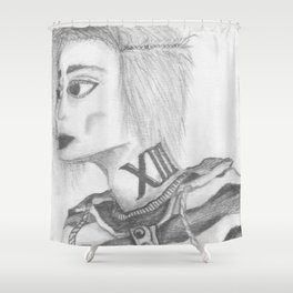 Card XIII Shower Curtain