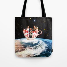Storm in a Cup Tote Bag