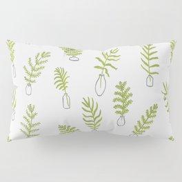 Fern Vases Pillow Sham