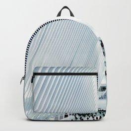 New York City Landmark (Color) Backpack
