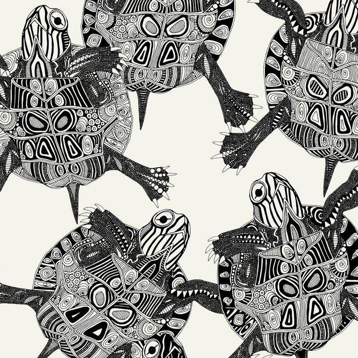 turtle party Leggings