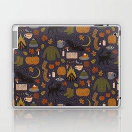 Autumn Nights Laptop & iPad Skin