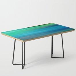 Seascape - blurography Coffee Table