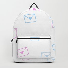 Love note Backpack