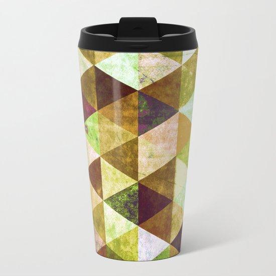 Eight-Twenty-Five Metal Travel Mug