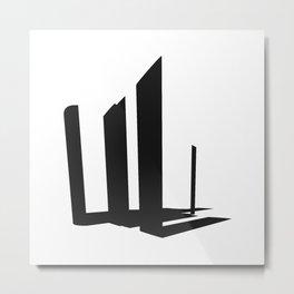 Lava-Lava Metal Print