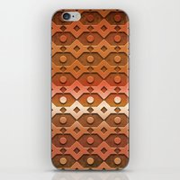 copper iPhone & iPod Skins featuring Copper by Lyle Hatch