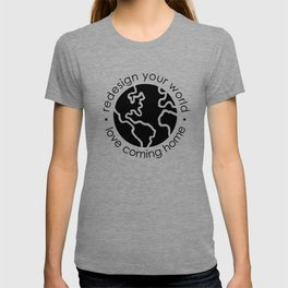 The Redesign Company Logo T-shirt