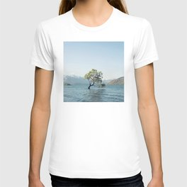 That tree in the middle of the lake T-shirt