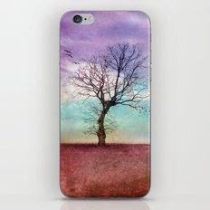 ATMOSPHERIC TREE | Early Morning iPhone & iPod Skin