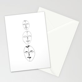 Unmask III Stationery Cards