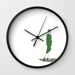 Passionate Women 3 Wall Clock