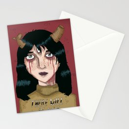 There Will Be Days Stationery Cards