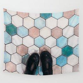 Art Beneath Our Feet - Haarlem Wall Tapestry
