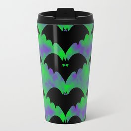 Bats And Bows Travel Mug