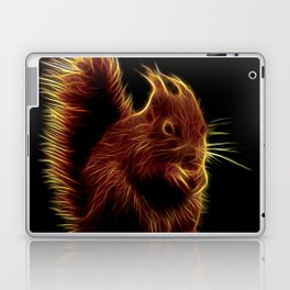 Sinister Squirrel Fractal Laptop & iPad Skin